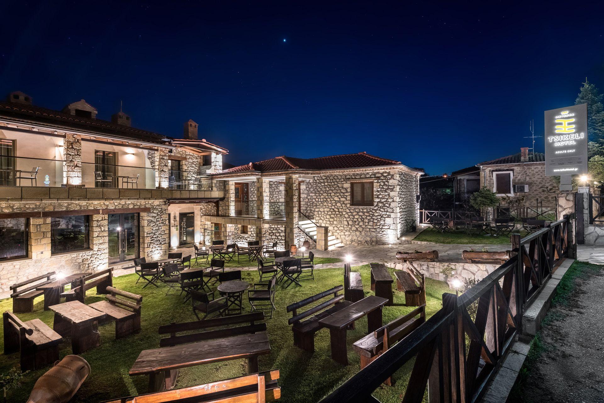 Tsikeli Hotel Meteora - Καλαμπάκα ✦ 2 Ημέρες (1 Διανυκτέρευση) ✦ 2 άτομα ✦ Πρωινό ✦ έως 07/01/2022 ✦ Υπέροχη Τοποθεσία!
