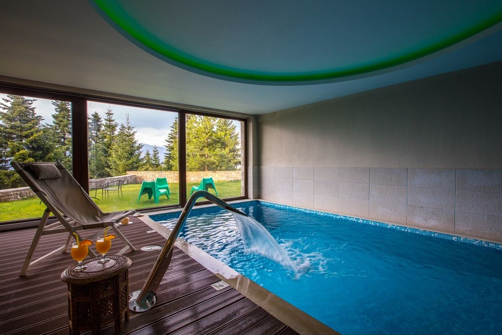 4* Anavasi Mountain Resort Ioannina - Τζουμέρκα ✦ 3 Ημέρες (2 Διανυκτερεύσεις) ✦ 2 Άτομα ΚΑΙ ένα Παιδί έως 2 ετών ✦ Πρωινό ✦ Καθαρά Δευτέρα (08/03/2019 έως 11/03/2019) ✦ Free Wi Fi