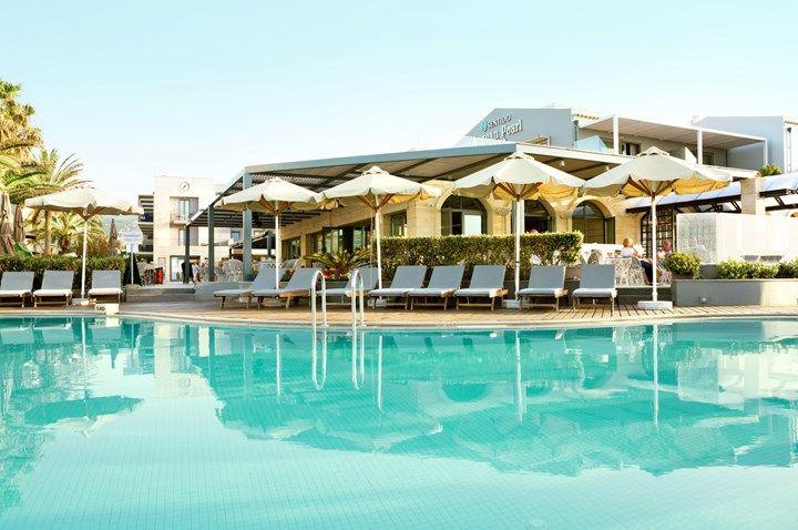 5* Aegean Pearl - Ρέθυμνο, Κρήτη ✦ 2 Ημέρες (1 Διανυκτέρευση) ✦ 2 άτομα + 1 παιδί έως 5 ετών ✦ Πρωινό ✦ 15/07/2021 έως 31/08/2021 ✦ Μπροστά στην παραλία!