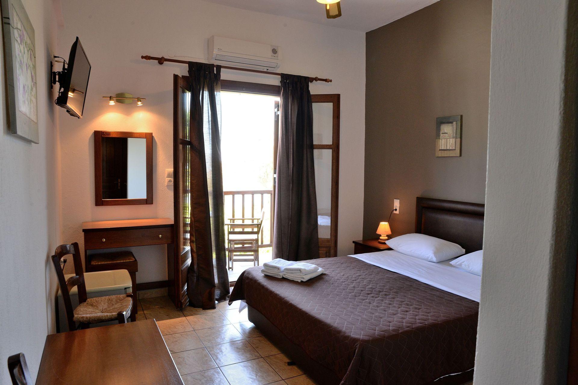 Cleopatra Hotel - Χορευτό, Πήλιο ✦ 6 Ημέρες (5 Διανυκτερεύσεις) ✦ 2 άτομα ✦ Χωρίς Πρωινό ✦ 01/07/2021 έως 31/08/2021 ✦ Δωρεάν Wi-Fi!