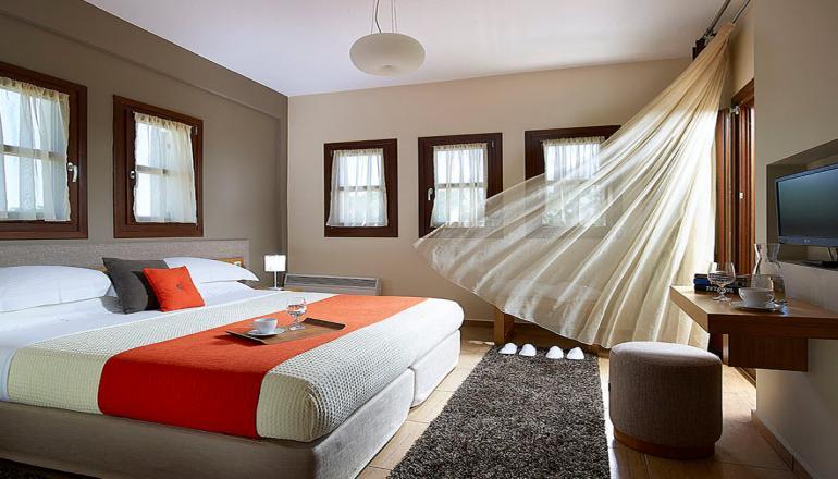 146€ απο 292€ ( Έκπτωση 50%) ΚΑΙ για τις 3 ημερες / 2 διανυκτερευσεις ΚΑΙ για τα 2 Άτομα KAI ενα Παιδι εως 6 ετων, στην Πορταρια στο Pilion Terra Escape Hotel, σε δικλινο δωματιο με Πρωινο! Παρεχεται Ελευθερη χρηση του Γυμναστηριου, του Παιδοτοπου καθως και της αιθουσας Ψυχαγωγια! Παρεχεται Early check in και Late check out κατοπιν διαθεσιμοτητας! Υπαρχει δυνατοτητα επιπλεον διανυκτερευσης!