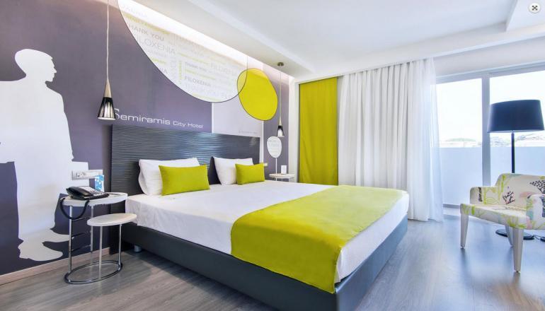 168€ απο 280€ ( Έκπτωση 40%) ΚΑΙ για τις 4 ημερες / 3 διανυκτερευσεις ΚΑΙ για τα 2 Άτομα KAI ενα Παιδι εως 13 ετων στην Ροδο, σε δικλινο δωματιο με Πρωινο στο Semiramis City Hotel! Υπαρχει δυνατοτητα επιπλεον διανυκτερευσεων!
