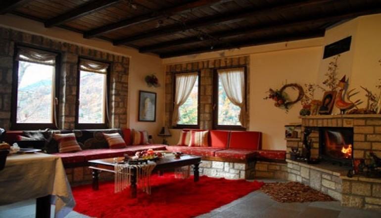 Χριστουγεννα, Πρωτοχρονια ΚΑΙ τα Φωτα στη Λιμνη Πλαστηρα, στο Ξενωνα Το Πετρινο! Απολαυστε 4 ημερες / 3 διανυκτερευσεις ΚΑΙ για τα 2 Άτομα ΚΑΙ ενα Παιδι εως 3 ετων σε δικλινο δωματιο με Σπιτικο Παραδοσιακο Πρωινο, μονο με 159€ απο 298€ (Έκπτωση 47%)! Προσφερεται Σπιτικο Λικερ σε διαφορες γευσεις η Τοπικο Κρασι για καλωσορισμα και απογευματινα Ροφηματα Δωρεαν! Παρεχεται Late check out στις 18:00 για να απολαυσετε 4 ημερες ηρεμιας! Υπαρχε…