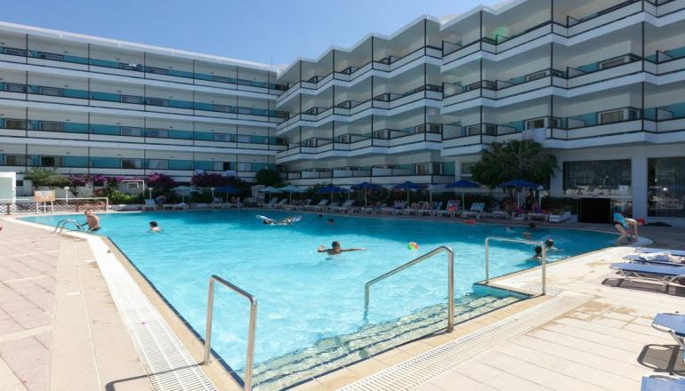 4* Belair Hotel - Ρόδος ✦ -40% ✦ 4 Ημέρες (3 Διανυκτερεύσεις) ✦ 2 Άτομα ✦ All In hotels