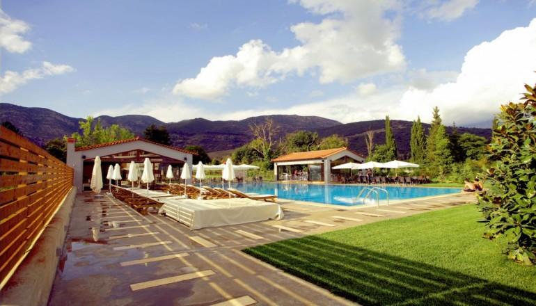 Mont Helmos Hotel - Καλάβρυτα εικόνα