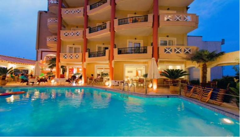 4* Evilion & Stilvi Sea & Sun Hotel - Νέοι Πόροι Πιερίας   -30%   3 Ημέρες (2 Διανυκτερεύσεις)   2 Άτομα ΚΑΙ ένα Παιδί έως 6 ετών   Ημιδιατροφή   25/05 έως 30/06 και 01/09 έως 30/09   Early check in και Late check out κατόπιν διαθεσιμότητας!