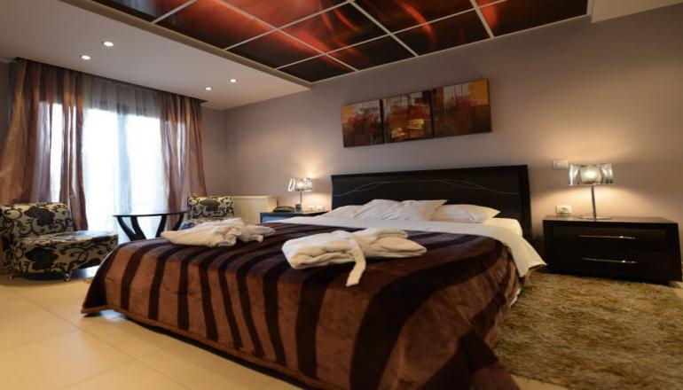 68€ απο 136€ ( Έκπτωση 50%) ΚΑΙ για τις 2 ημερες / 1 διανυκτερευση KAI για τα 2 Άτομα ΚΑΙ ενα Παιδι εως 6 ετων, στο 4* Nymfes Hotel & Spa στα Λουτρα Ποζαρ, σε δικλινο δωματιο με Πρωινο σε Μπουφε! Παρεχεται Δωρεαν Χρηση της Εσωτερικης Πισινας η του Υδρομασαζ, καθως και Εarly check in και Late check out κατοπιν διαθεσιμοτητας! Για οσους πραγματοποιησουν 3 Διανυκτερευσεις διδεται Δωρεαν χρηση του Prive Spa Πακετου με Υδρομασαζ, Sauna ΚΑΙ H…