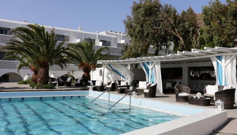 687€ από 920€ ( Έκπτωση 25%) ΚΑΙ για τις 4 ημέρες / 3 διανυκτερεύσεις KAI για τα 2 Άτομα, στο 4 αστέρων Aphrodite Beach Hotel στη Μύκονο, σε Classic Double με Πρωινό! Απολαύστε 4 ημέρες στο νησί των ανέμων! Υπάρχει δυνατότητα επιπλέον διανυκτέρευσης! εικόνα