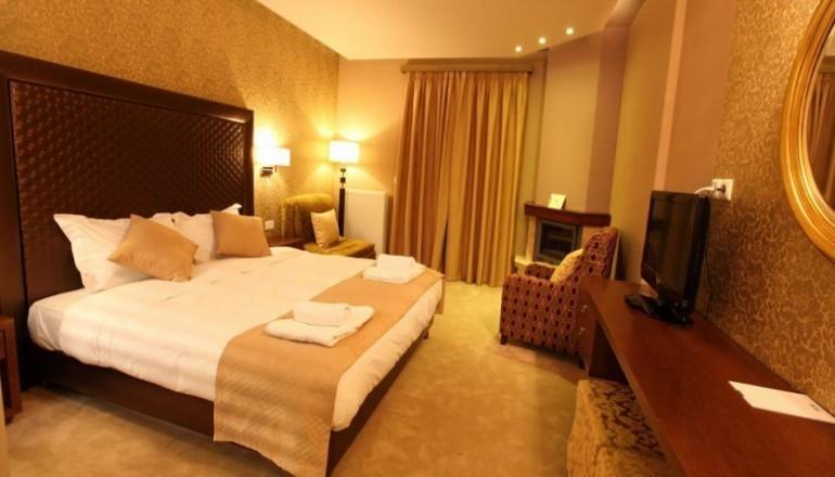 Προσφορά Ekdromi - 99€ από 200€ ( Έκπτωση 51%) ΚΑΙ για τις 3 ημέρες / 2 διανυκτερεύσεις KAI για τα 2 Άτομα στη Λίμνη Πλαστήρα, στο 4 αστέρων Nevros Hotel Resort & Spa σε...