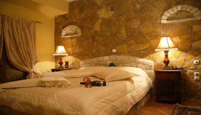 3 ημέρες / 2 διανυκτερεύσεις KAI για τα 2 Άτομα στα Μεσαία Τρίκαλα Κορινθίας, στο Αρχοντικό Φιαμέγκου σε δίκλινο δωμάτιο με Πρωινό σε Μπουφέ! εικόνα