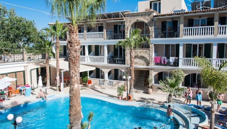 Zante Plaza Hotel - Ζάκυνθος Λαγανάς ✦ -44% ✦ 3 Ημέρες (2 Διανυκτερεύσεις) ✦ 2 άτομα + 1 παιδί έως 12 ετών ✦ All Inclusive ✦ 01/07/2021 έως 31/08/2021 ✦ Free WiFi στους κοινόχρηστους Χώρους!