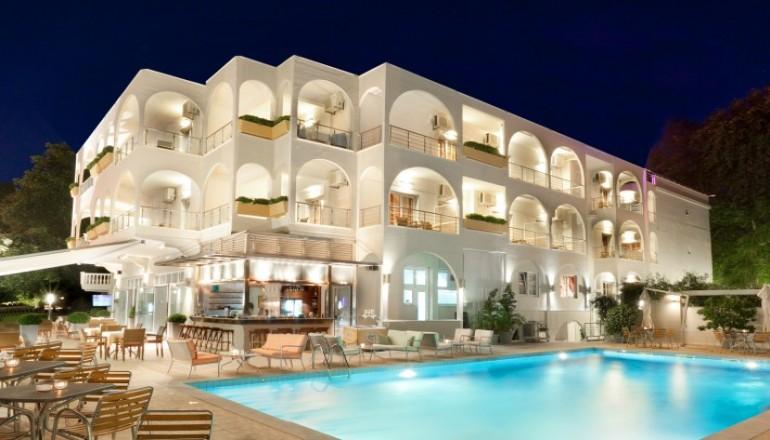 Αγιου Πνευματος στoν Πλαταμωνα Πιεριας, στο Kronos Hotel! Απολαυστε 4 ημερες / 3 διανυκτερευσεις KAI για τα 2 Άτομα ΚΑΙ ενα Παιδι εως 12 ετων, με Ημιδιατροφη (Πρωινο και Βραδινο σε Μπουφε) σε δικλινο δωματιο, μονο με 269€ απο 538€ (Έκπτωση 50%)! Προσφερεται Welcome Drink και Ζωντανη Μουσικη το Σαββατο το βραδυ! Παρεχεται ελευθερη χρηση της Σαουνας, του Υδρομασαζ και του Γυμναστηριου καθως και Early check in στις 10:00 και Late check out…