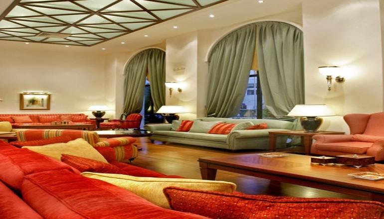 Φώτα στο 4 αστέρων Volos Palace Hotel, στο Βόλο! Απολαύστε 3 ημέρες / 2 διανυκτερεύσεις ΚΑΙ για τα 2 Άτομα ΚΑΙ ένα Παιδί έως 12 ετών, με Ημιδιατροφή (Πρωινό και Βραδινό σε Μπουφέ) σε δίκλινο δωμάτιο με Θέα στην Πόλη, μόνο με 210€ από 420€ (Έκπτωση 50%)! Απολαύστε 3 ημέρες τον όμορφο Βόλο! εικόνα