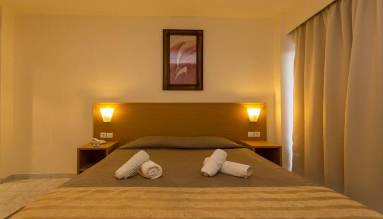 Πάσχα στη Ρόδο, στο City Center Hotel! Απολαύστε 4 ημέρες / 3 διανυκτερεύσεις ΚΑΙ για τα 2 Άτομα, σε Δίκλινο Δωμάτιο με Πρωινό, μόνο με 132€ από 220€ ( Έκπτωση 40%)! Υπάρχει δυνατότητα επιπλέον διανυκτερεύσεων! εικόνα