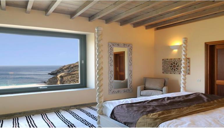 179€ απο 358€ ( Έκπτωση 50%) KAI για τις 3 ημερες / 2 διανυκτερευσεις KAI για τα 2 Άτομα ΚΑΙ ενα Παιδι εως 12 ετων στην Άνδρο, στο 5 αστερων Aegea Blue Cycladic Resort, σε Suite Side Sea View με Πρωινο! Παρεχονται Ομπρελα και ξαπλωστρες στην παραλια Ζορκος καθως και Early check in στις 10:00 και Late check out στις 18:00! Για οσους πραγματοποιησουν τη διαμονη τους απο Κυριακη εως Πεμπτη διδεται μια επιπλεον διανυκτερευση Δωρεαν για να α…
