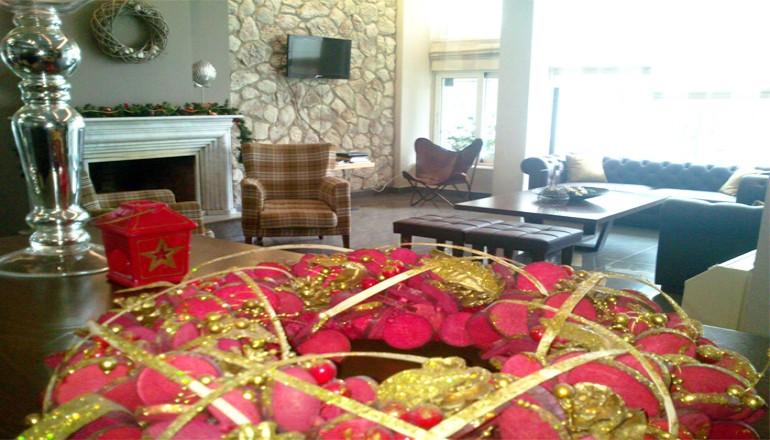 Χριστουγεννα ΚΑΙ Πρωτοχρονια στο Tokalis Boutique Hotel & Spa, στη Νεα Αγχιαλο Βολου! Απολαυστε 4 ημερες / 3 διανυκτερευσεις KAI για τα 2 Άτομα ΚΑΙ ενα Παιδι εως 12 ετων, με Ημιδιατροφη (Πρωινο και Βραδινο σε Μπουφε) σε δικλινο δωματιο, μονο με 199€ απο 398€ ( Έκπτωση 50%)! Παρεχεται Welcome drink με Τοπικο Τσιπουρο απο τους βιολογικους αμπελωνες της οικογενειας Τοκαλη, Ελευθερη xρηση της Sauna και του Hammam καθως και Early check in κα…