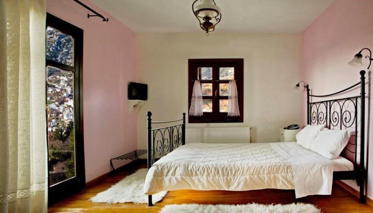 28η Οκτωβριου στην Πορταρια Πηλιου, στο Erofili Four Seasons Hotel! Απολαυστε 4 ημερες/3 διανυκτερευσεις ΚΑΙ για τα 2 Άτομα ΚΑΙ ενα Παιδι εως 2 ετων, με Πρωινο σε Classic δικλινο δωματιο, μονο με 299€ απο 598€ ( Έκπτωση 50%)! Παρεχεται Early check in και Late check out κατοπιν διαθεσιμοτητας!
