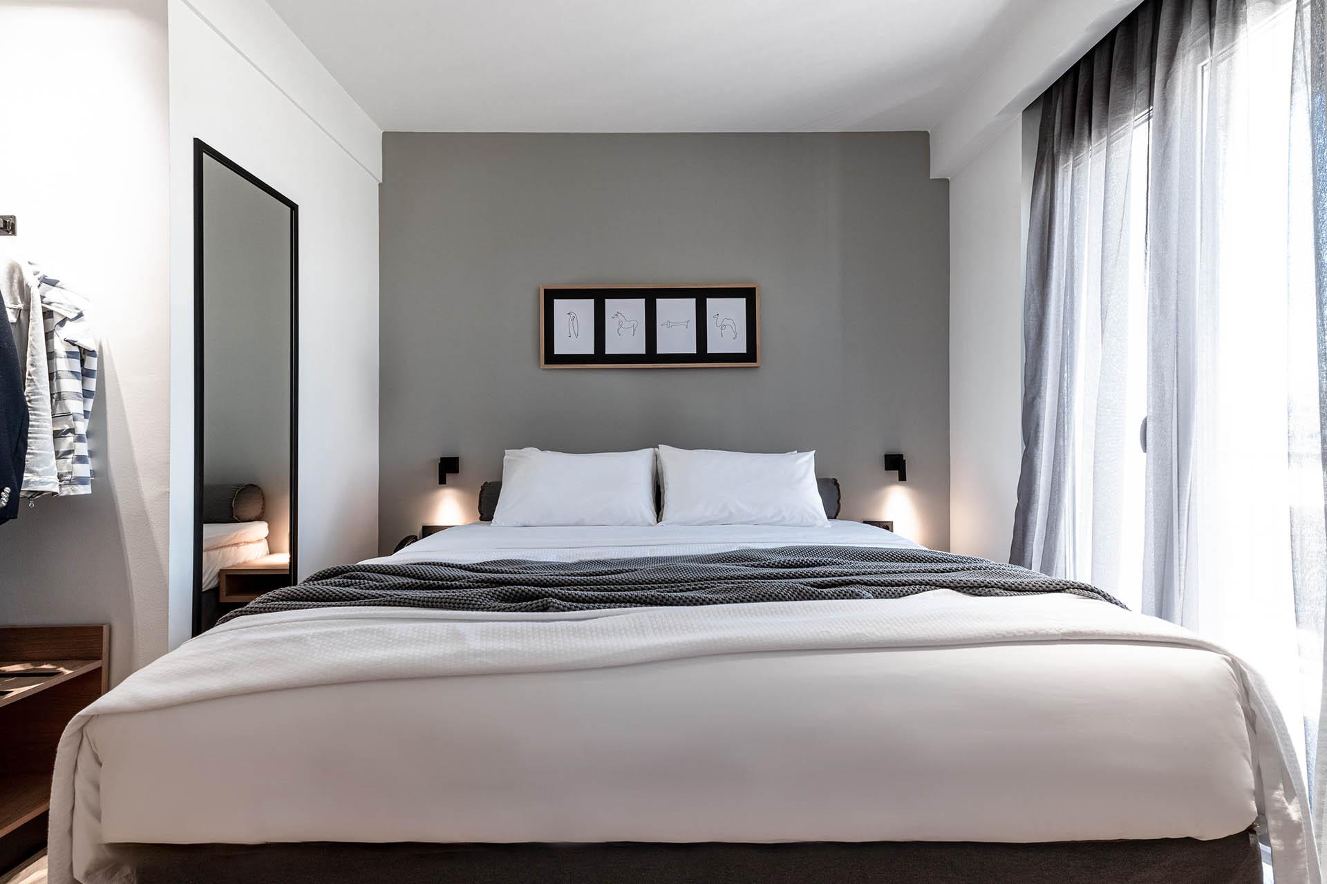 31 Doors Hotel - Αλεξανδρούπολη ✦ 2 Ημέρες (1 Διανυκτέρευση) ✦ 2 άτομα ✦ Πρωινό ✦ 01/09/2020 έως 30/09/2020 ✦ Free Wi-Fi