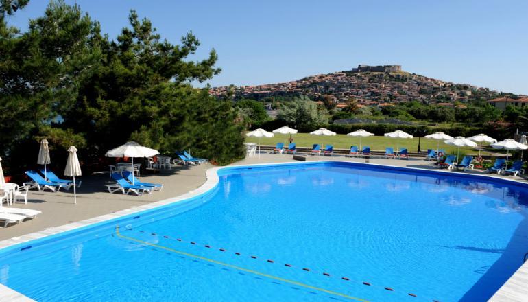 Delfinia Hotel & Bungalows - Μυτιλήνη εικόνα