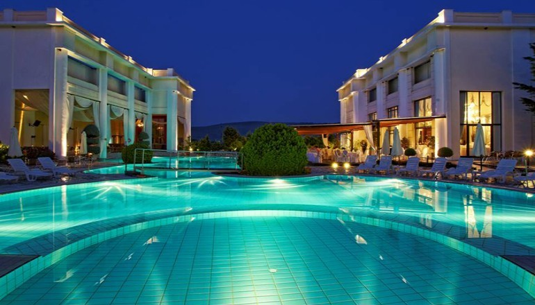 5 epirus palace hotel for Boutique hotel 5 rhodes