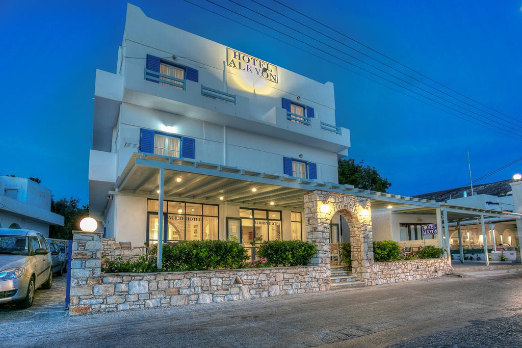 Alkyon Hotel, Paros - Πάρος εικόνα