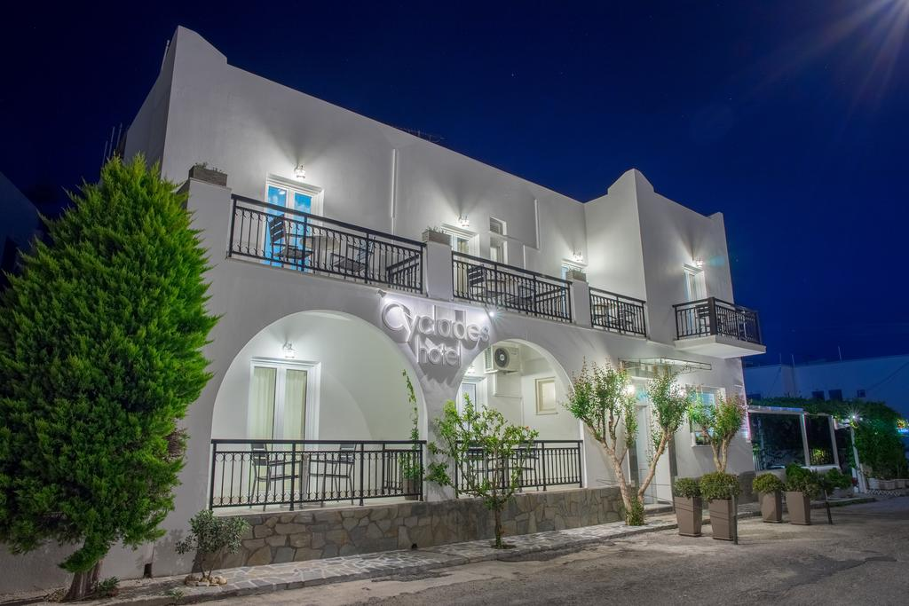 Cyclades Hotel – Παρος ✦ -20% ✦ 3 Ημερες (2 Διανυκτερευσεις) ✦ 2 Άτομα ✦ Πρωινο ✦ 01/07/2018 εως 20/07/2018 ✦ Free Wi-Fi