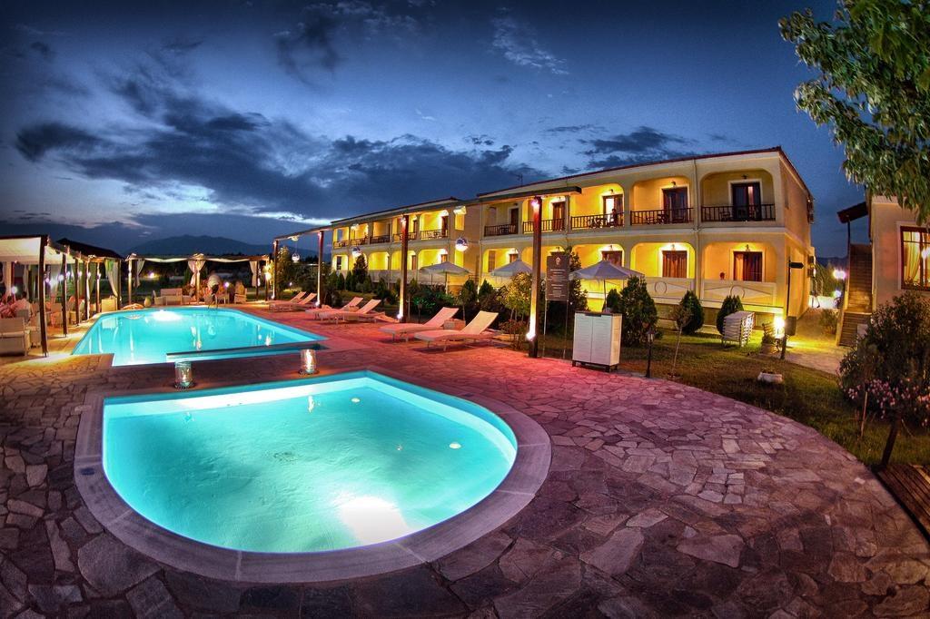 Agnantio Hotel & Spa - Σέρρες