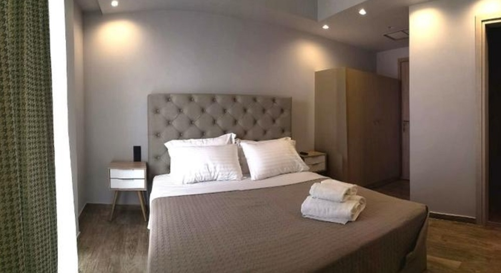 4* Aianteion Bay - Σαλαμίνα   -10%   2 Ημέρες (1 Διανυκτέρευση)   2 άτομα   Πρωινό   έως 15/09/2019   Ιδιωτική παραλία