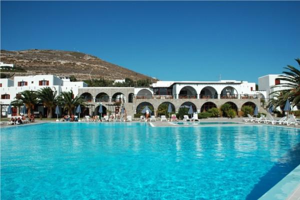 4* Porto Paros Hotel Villas & Aqua Park - Κολυμπήθρες, Πάρος εικόνα