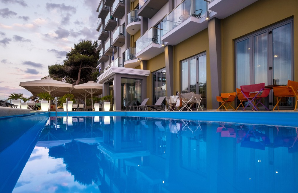 4* Arion Hotel - Ξυλόκαστρο ? -60% ? 3 Ημέρες (2 Διανυκτερεύσεις) ? 2 άτομα + 1 παιδί έως 10 ετών ? Ημιδιατροφή ? έως 30/09/2019 ? <strong>Επιπλέον 1 Διανυκτέρευση ΔΩΡΟ με COSMOTE DEALS for YOU!</strong>