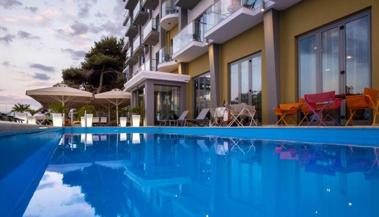 4* Arion Hotel - Ξυλόκαστρο ✦ -50% ✦ 3 Ημέρες (2 Διανυκτερεύσεις) ✦ 2 άτομα 2 άτομα + 1 παιδί έως 10 ετών ✦ Πρωινό ✦ έως 30/06/2021 ✦ <strong>Επιπλέον 1 Διανυκτέρευση ΔΩΡΟ και κέρδος 15% σε go4more πόντους!</strong>