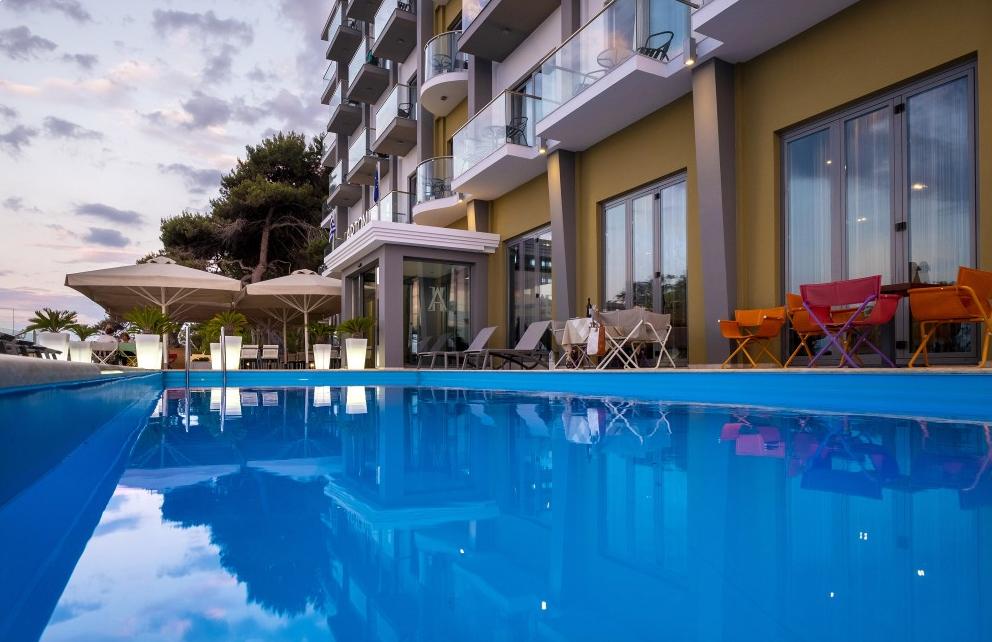 4* Arion Hotel - Ξυλόκαστρο ✦ -50% ✦ 3 Ημέρες (2 Διανυκτερεύσεις) ✦ 2 άτομα + 1 παιδί έως 10 ετών ✦ Ημιδιατροφή ✦ 01/09/2019 έως 30/09/2019 ✦ Μία δωρεάν επίσκεψη στο Spa του Ξενοδοχείου!