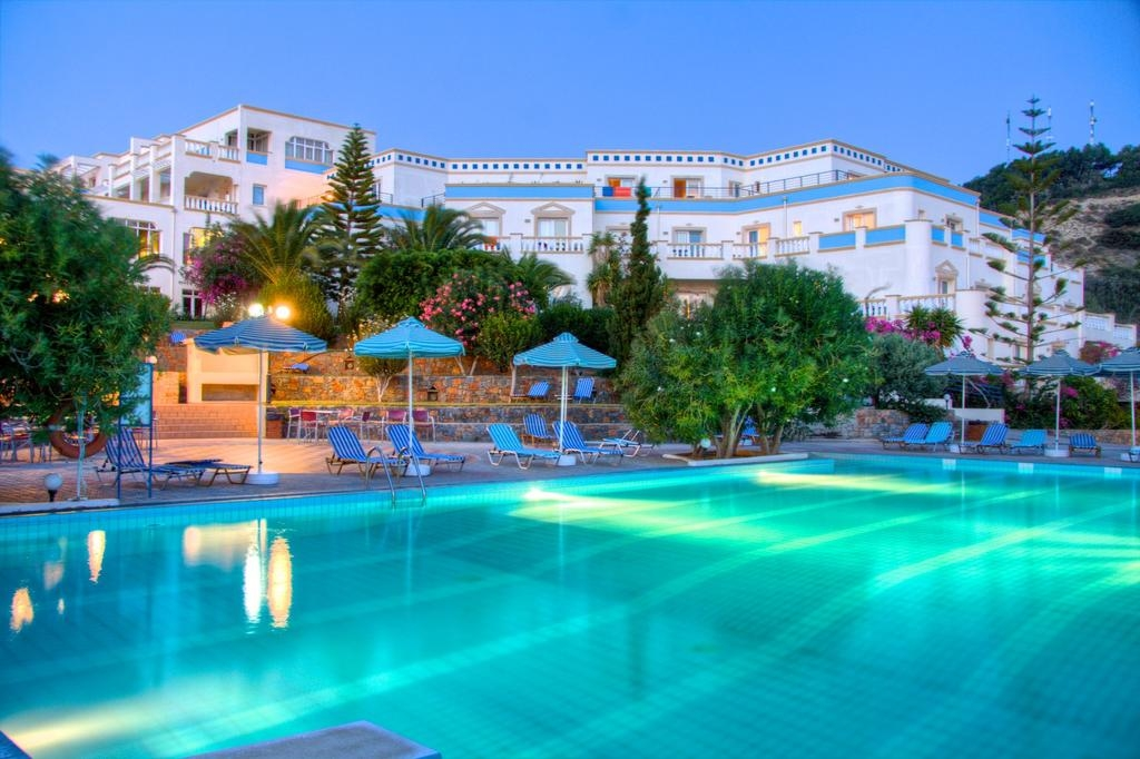 4* Smartline Arion Palace Hotel - Ιεράπετρα Κρήτης ? 4 Ημέρες (3 Διανυκτερεύσεις) ? 2 Άτομα ΚΑΙ ένα Παιδί έως 14 ετών ? All Inclusive ? έως 30/09/2017 ? Ιδιωτική παραλία