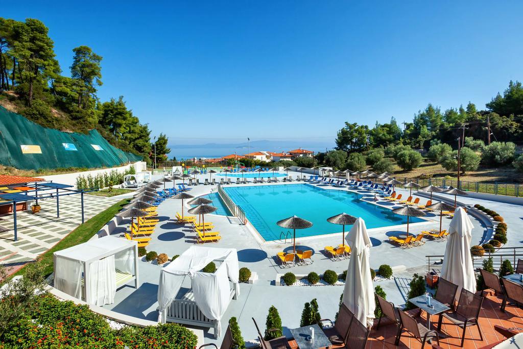 4* Atrium Hotel - Πευκοχώρι, Χαλκιδική ✦ 4 Ημέρες (3 Διανυκτερεύσεις) ✦ 2 άτομα ✦ All Inclusive ✦ 01/09/2021 έως 30/09/2021 ✦ Ελεύθερη πρόσβαση στο Splashpark!