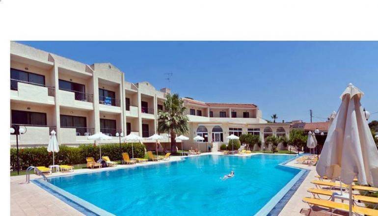 120€ από 150€ ( Έκπτωση 20%) ΚΑΙ για τις 4 ημέρες / 3 διανυκτερεύσεις ΚΑΙ για τα 2 Άτομα KAI ένα Παιδί έως 12 ετών στην Ρόδο, σε δίκλινο δωμάτιο με Πρωινό στο Summerland Hotel! Υπάρχει δυνατότητα επιπλέον διανυκτερεύσεων! εικόνα