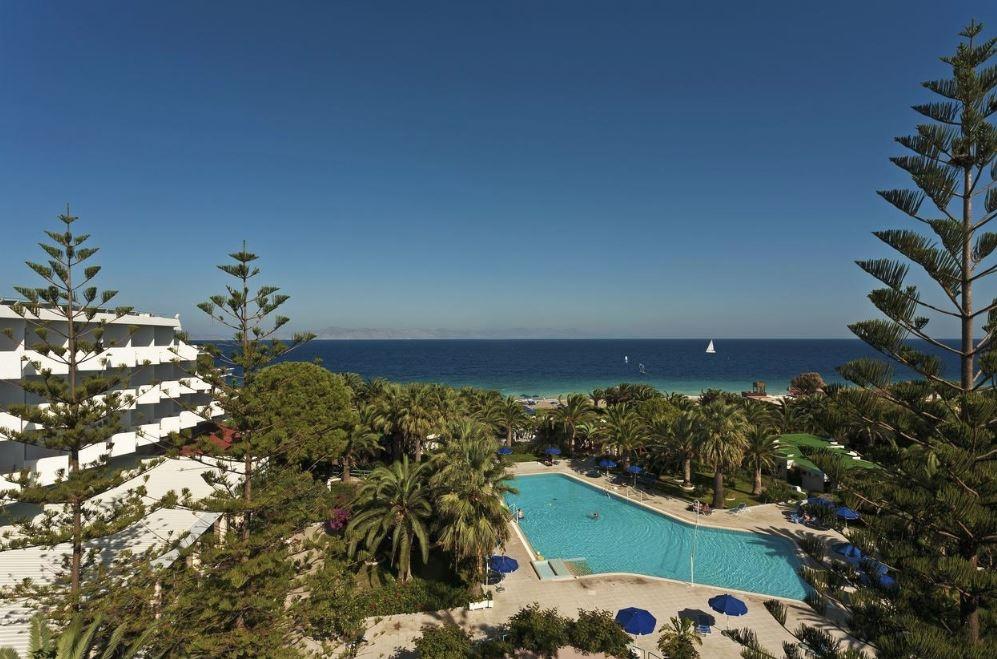 4* Blue Horizon Hotel - Ρόδος, Ιαλυσός ? 5 Ημέρες (4 Διανυκτερεύσεις) ? 2 άτομα ? All Inclusive ? έως 31/08/2019 ? Ομπρέλες και Ξαπλώστρες Παραλίας