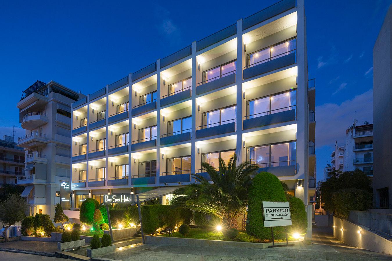 4* Blue Sea Hotel - Αθήνα ✦ 2 Ημέρες (1 Διανυκτέρευση) ✦ 2 άτομα ✦ Χωρίς Πρωινό ✦ 15/06/2020 έως 30/09/2020 ✦ Free WiFi
