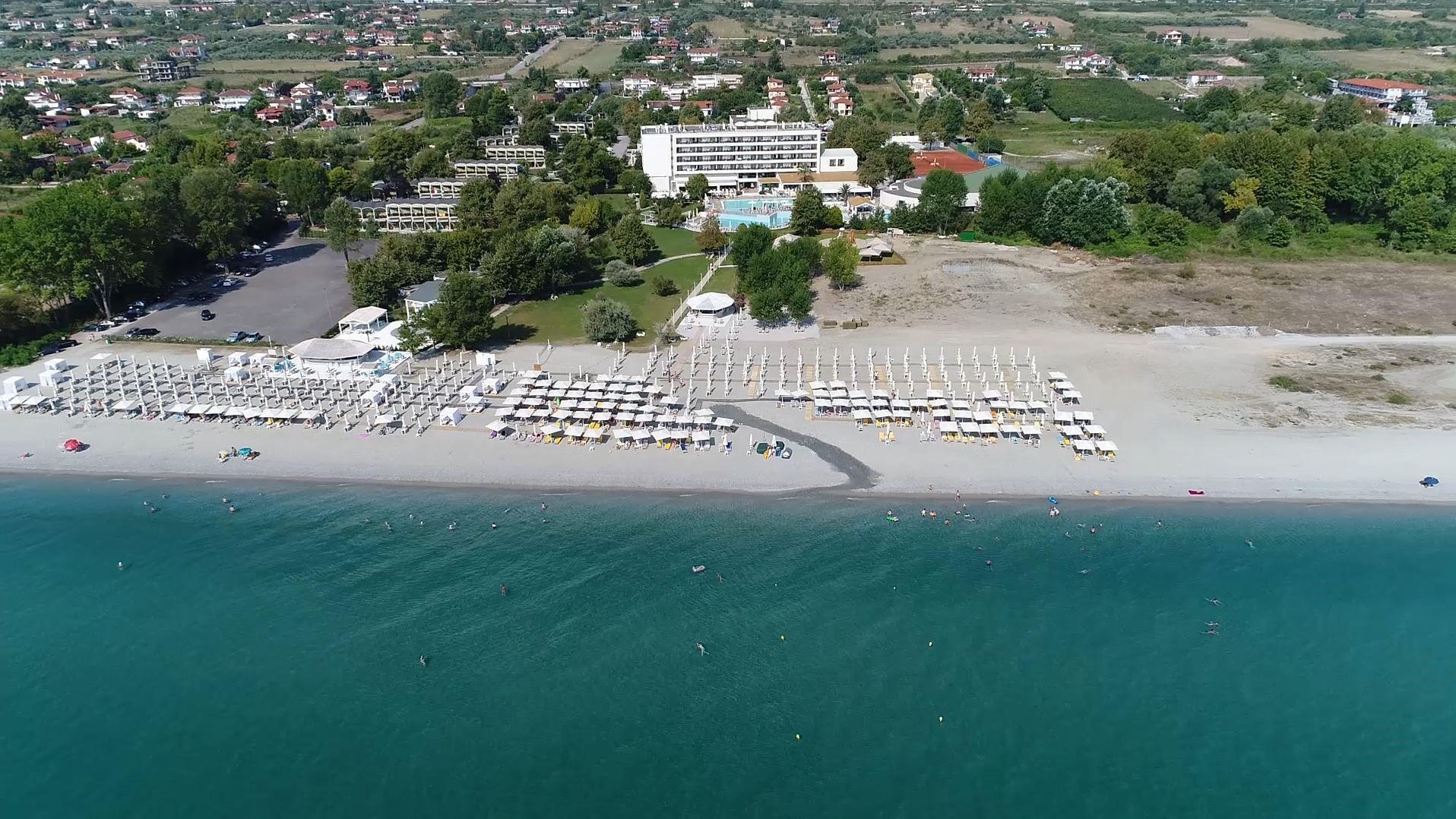 4* Bomo Olympus Grand Resort - Λεπτοκαρυά Πιερίας ✦ -40% ✦ 3 Ημέρες (2 Διανυκτερεύσεις) ✦ 2 άτομα + 1 παιδί έως 12 ετών ✦ All Inclusive ✦ 13/09/2021 έως 31/10/2021 ✦ Ξαπλώστρες και ομπρέλες στην πισίνα και στην παραλία