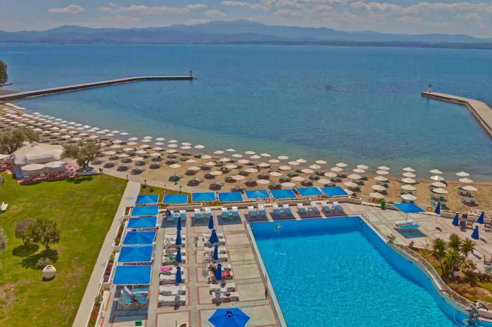 4* Bomo Palmariva Beach - Ερέτρια Εύβοιας ✦ -40% ✦ 3 Ημέρες (2 Διανυκτερεύσεις) ✦ 2 άτομα + 1 παιδί έως 12 ετών ✦ All Inclusive ✦ έως 25/07/2021 ✦ Μπροστά στην Παραλία!
