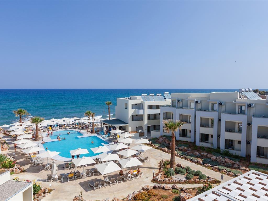 4* Bomo Rethymno Beach - Κρήτη, Ρέθυμνο   4 Ημέρες (3 Διανυκτερεύσεις)   2 Άτομα ΚΑΙ ένα Παιδί έως 2 ετών   All Inclusive   14/07/2019 έως 24/08/2019   Ένα μπουκάλι κρασί στην άφιξη