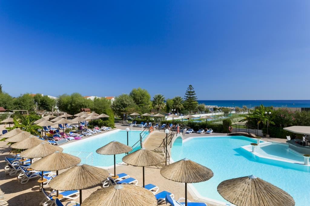 4* Dessole Olympos Beach - Ρόδος, Φαληράκι   4 Ημέρες (3 Διανυκτερεύσεις)   2 Άτομα   All Inclusive   19/05/2019 έως 12/06/2019   Μπροστά στην Παραλία!