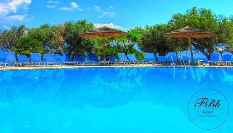 4* Florida Blue Bay Resort & Spa – Ψαθοπυργος ✦ -47% ✦ 4 Ημερες (3 Διανυκτερευσεις) ✦ 2 Άτομα ΚΑΙ ενα Παιδι εως 12 ετων ✦ Ημιδιατροφη ✦ Πασχα (06/04 – 09/04/2018) ✦ Εορταστικο Παραδοσιακο Πασχαλινο Γευμα με Ζωντανη Μουσικη!