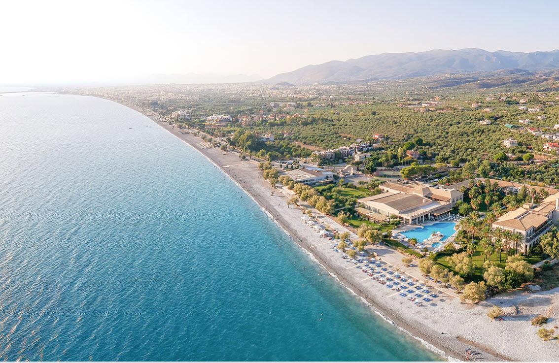4* Grecotel Filoxenia Hotel - Καλαμάτα ✦ 6 Ημέρες (5 Διανυκτερεύσεις) ✦ 2 άτομα + 1 παιδί έως 12 ετών ✦ Πρωινό ✦ 30/07/2021 έως 21/08/2021 ✦ <strong>ΔΩΡΕΑΝ Ημιδιατροφή άνω των 7 διανυκτερεύσεων!</strong>