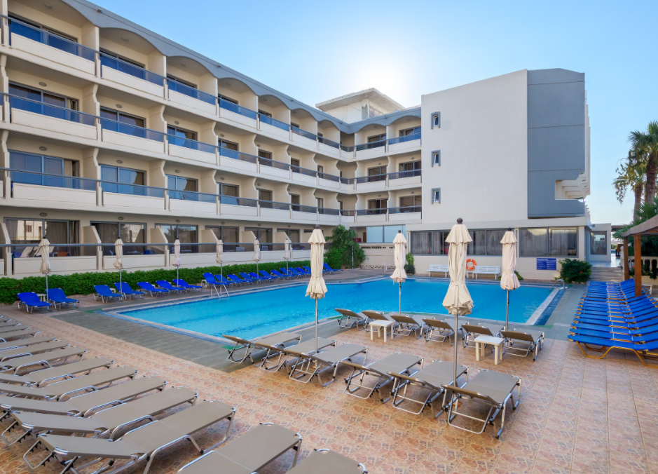4* Island Resorts Marisol Hotel - Ρόδος ✦ -30% ✦ 4 Ημέρες (3 Διανυκτερεύσεις) ✦ 2 άτομα + 1 παιδί έως 12 ετών ✦ Πρωινό ✦ 20/07/2021 έως 19/08/2021 ✦ Κοντά στο κέντρο της πόλης!