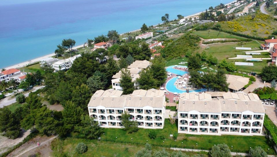4* Lesse Hotel - Χανιώτη Χαλκιδικής εικόνα