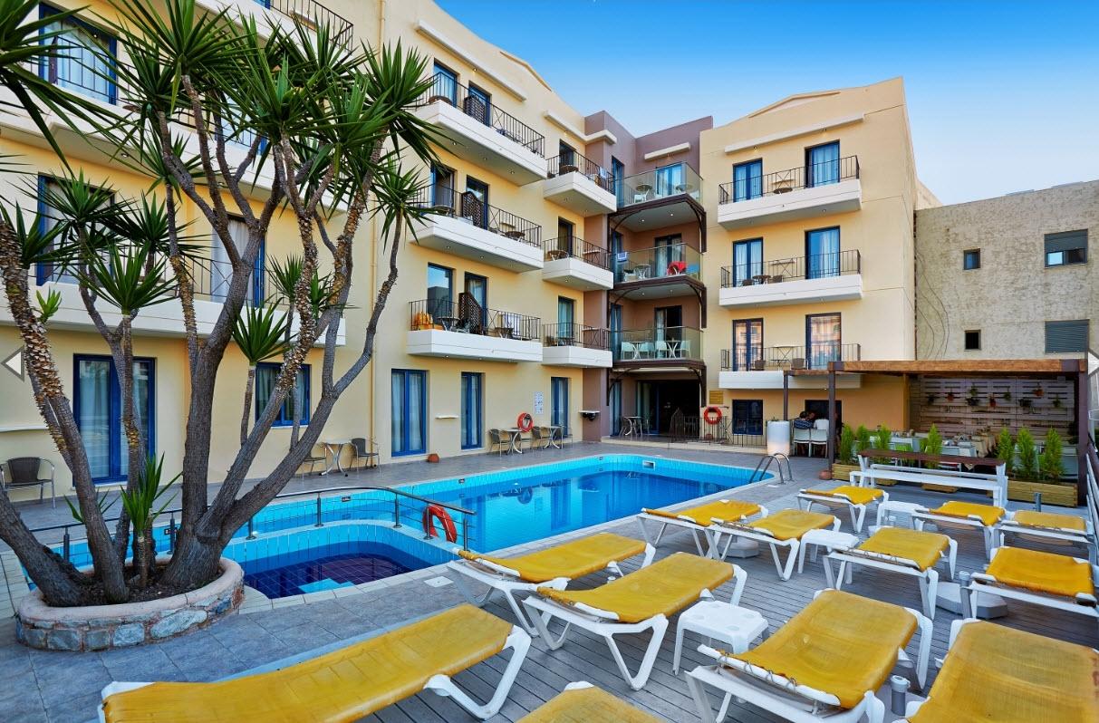 4* Manos Maria Hotel - Κρήτη,Χερσόνησος εικόνα