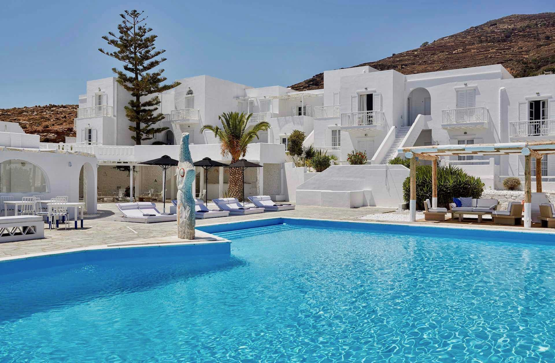 4* Mr. and Mrs. White Tinos Boutique Resort - Τήνος εικόνα