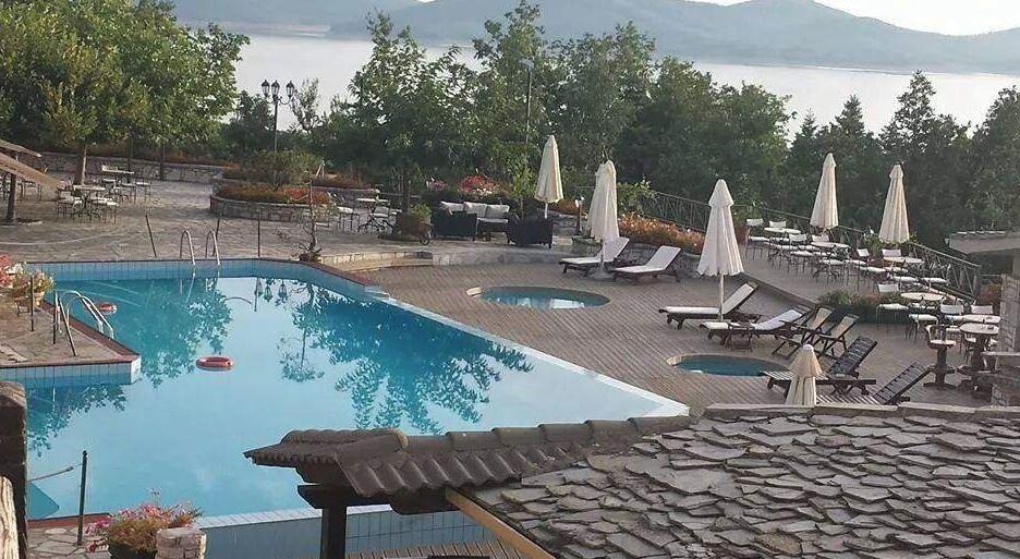 4* Naiades Hotel - Λίμνη Πλαστήρα εικόνα