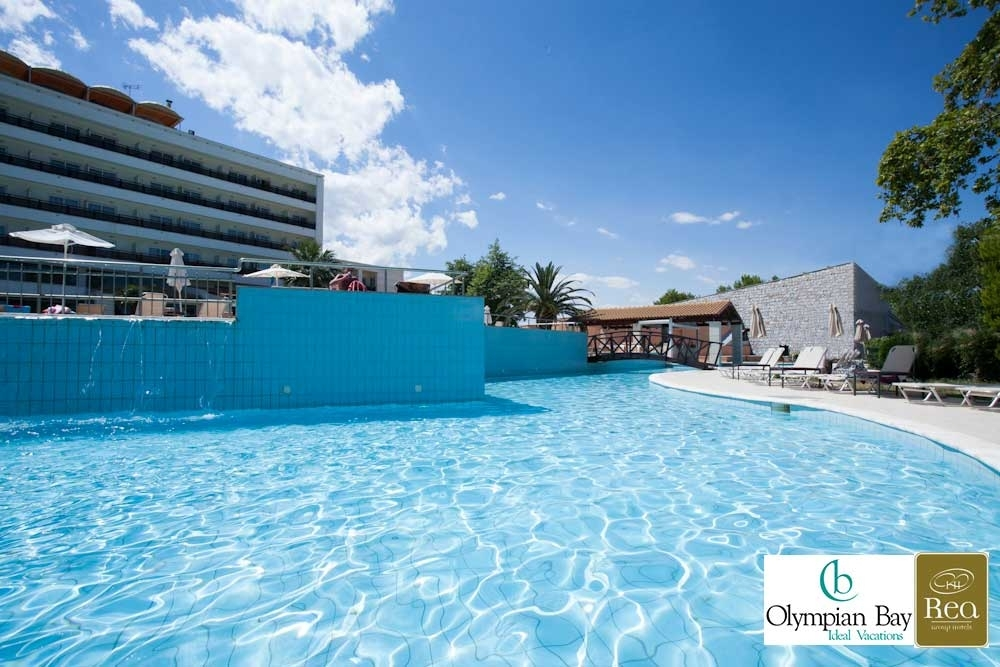 ALL INCLUSIVE του Αγίου Πνεύματος στο 4 αστέρων Olympian Bay στη Λεπτοκαρυά Πιερ hotels