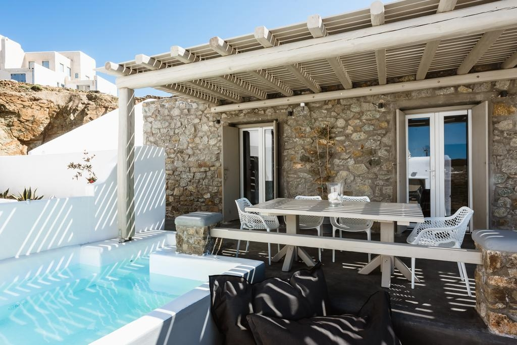4* Sea Rock & Sky Private Residence - Μύκονος εικόνα